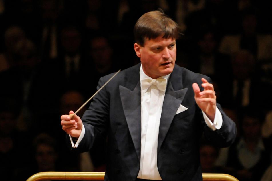 Christian Thielemann (62), Chefdirigent der Staatskapelle.