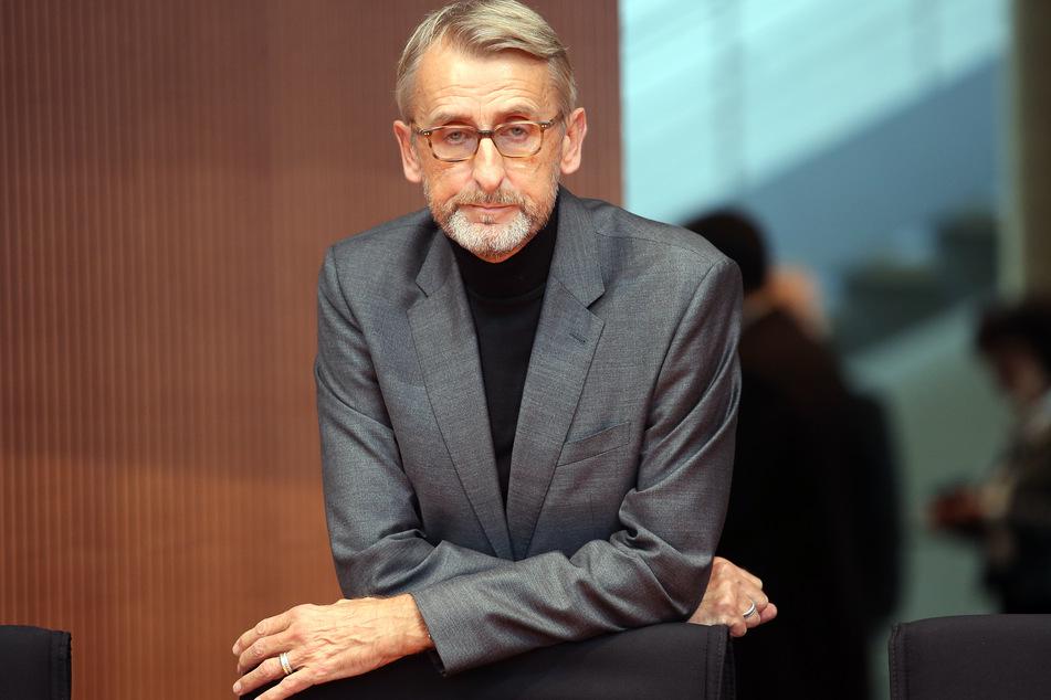 CDU-Innenexperte Armin Schuster (59) sieht keine Strukturen von Netzwerken, die über ganz Deutschland gezielt zusammenarbeiten.