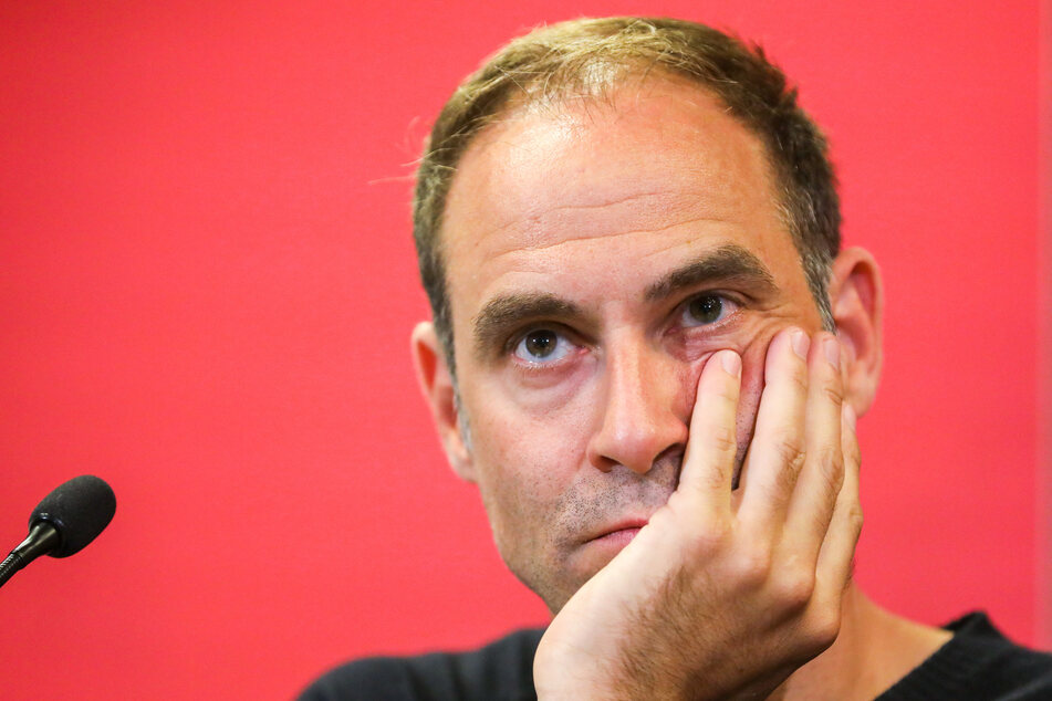 RB-Vorstandschef Oliver Mintzlaff (45).