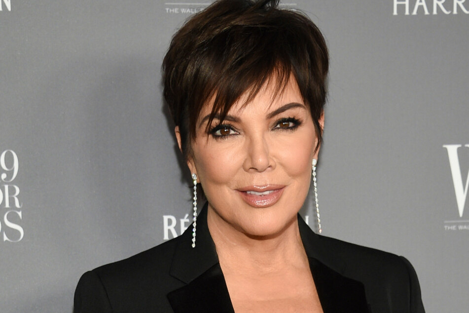 Kris Jenner denied all the security guard's accusations.