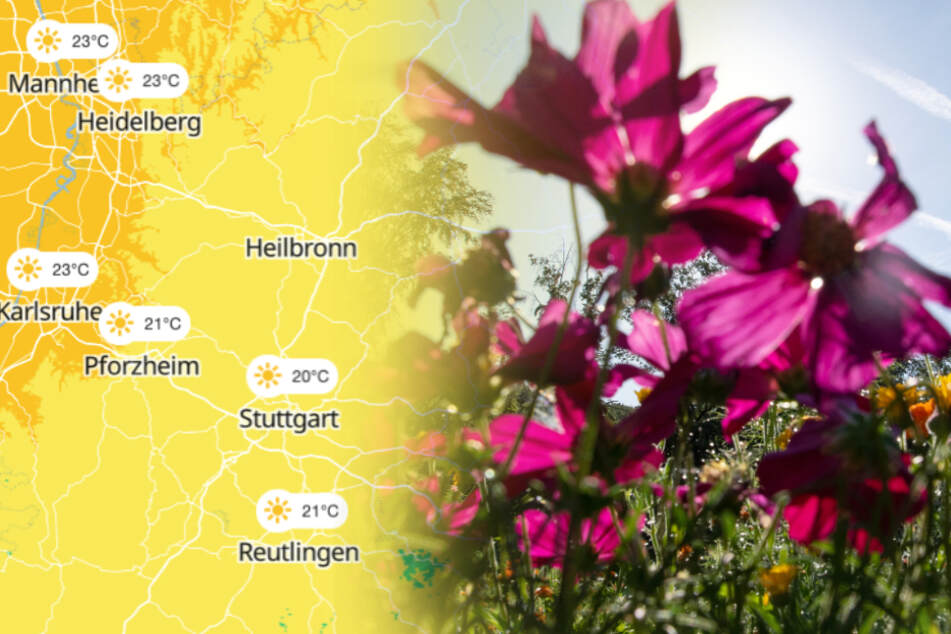 Über 30 Grad! So wird das Wetter in Baden-Württemberg
