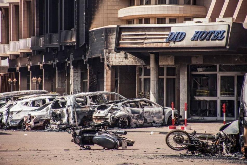 26 Tote bei Terroranschlag in Burkina Faso