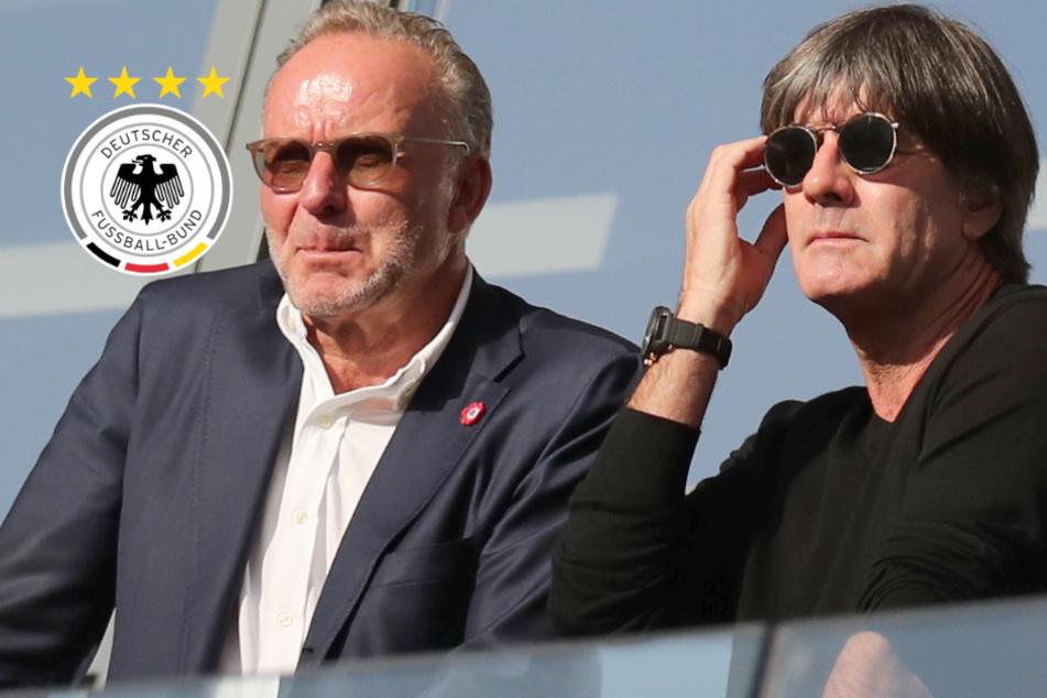 Joachim Löw und der DFB: Bayern-Boss Karl-Heinz Rummenigge mit überraschend klaren Worten
