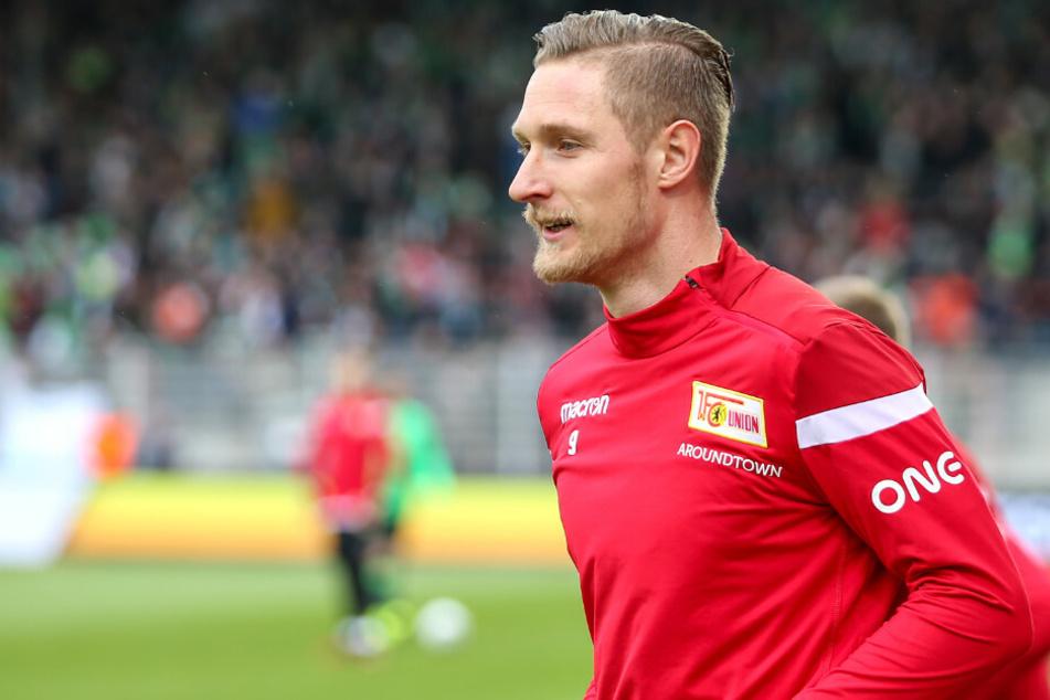 Sebastian Polter wird kein Spiel mehr für Union Berlin bestreiten.
