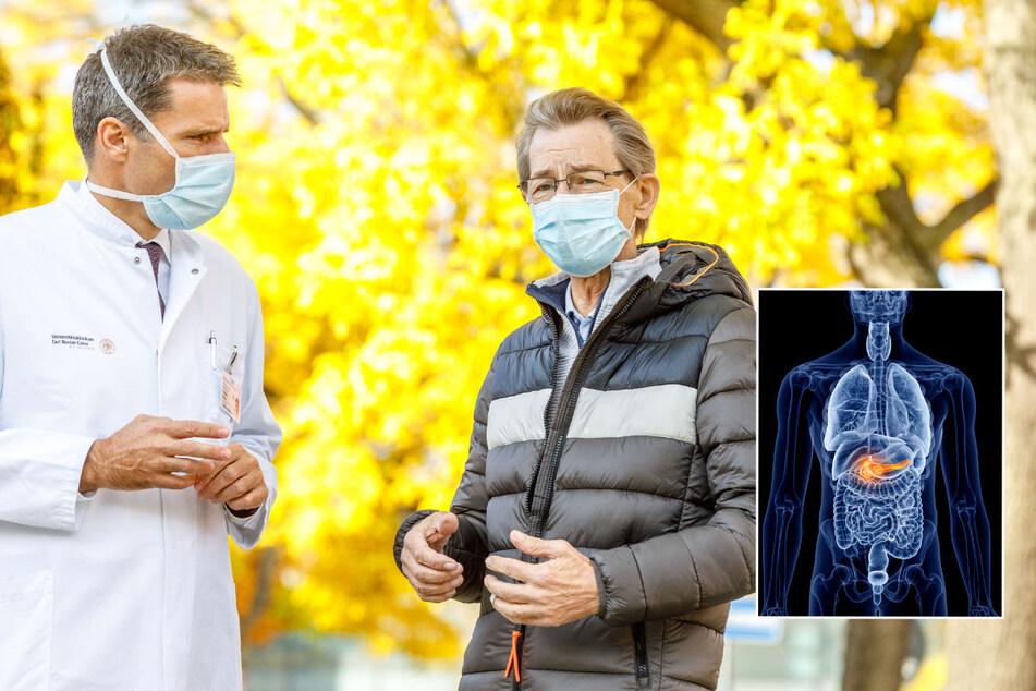Dresden: Lebensmut statt Todesurteil: Pankreas-Krebs ist immer öfter heilbar