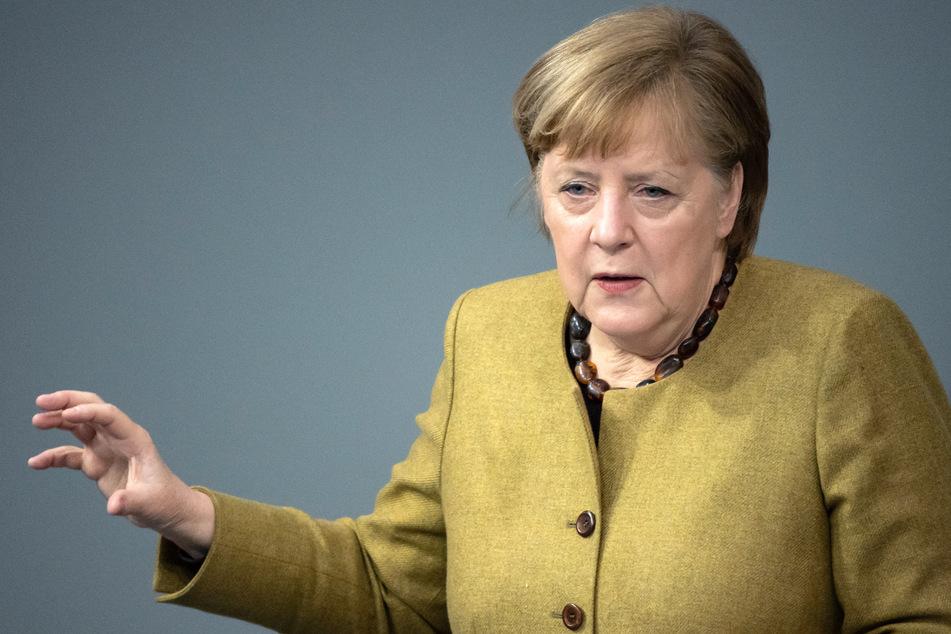 Furcht vor dritter Corona-Welle: Merkel will Öffnungsschritte mit Tests absichern