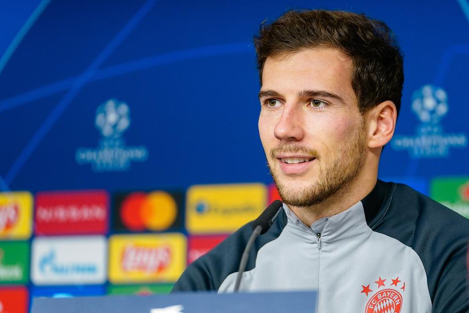 Leon Goretzka (25) vom FC Bayern München wurde wegen seines politischen Engagements von AfD-Anhängern angefeindet.