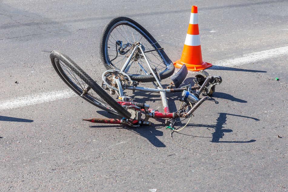 In Dresden gibt es viele Fahrradunfälle. Hunderte Bürger meldeten der Polizei nun klare Schwerpunkte.