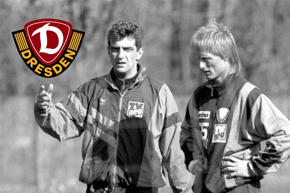 Keine Lizenz für Dynamo: Der bittere Absturz vor 25 Jahren