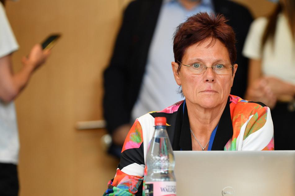 Die ehemalige FDP-Politikerin Ute Bergner (63) ist aus der Fraktion ausgetreten. Mit dem Weggang muss nun geprüft werden, ob die FDP Einschnitte im Parlament machen muss.