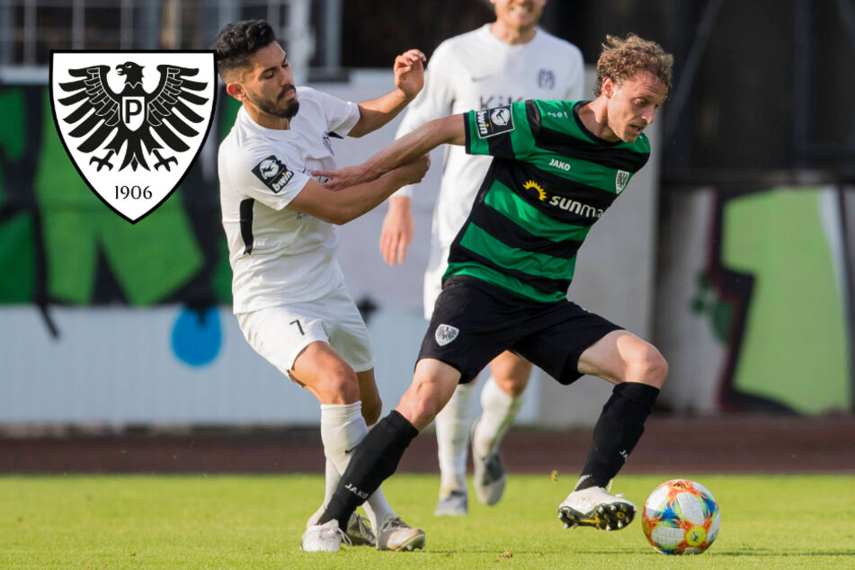3. Liga: Traditionsverein Preußen Münster abgestiegen