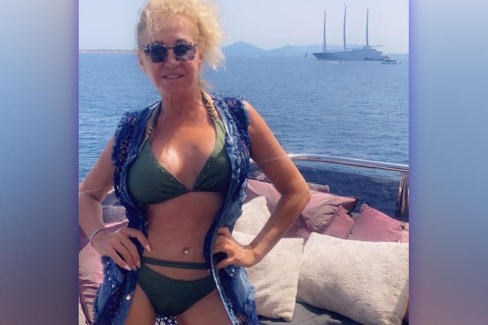 Carmen Geiss Im Bikini