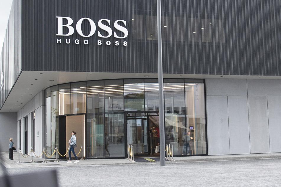 Hugo Boss hat neben der Umsatzverdopplung auch das Ziel, eine der 100 weltweit führenden Marken zu werden.