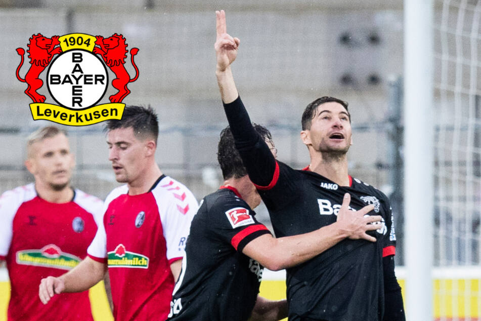 Bayer Leverkusen: Lucas Alario ballert sich ins Rampenlicht