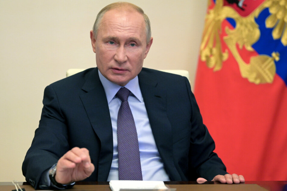 Putin will alle neuen Kriegsschiffe mit modernen Waffensystemen ausstatten lassen.