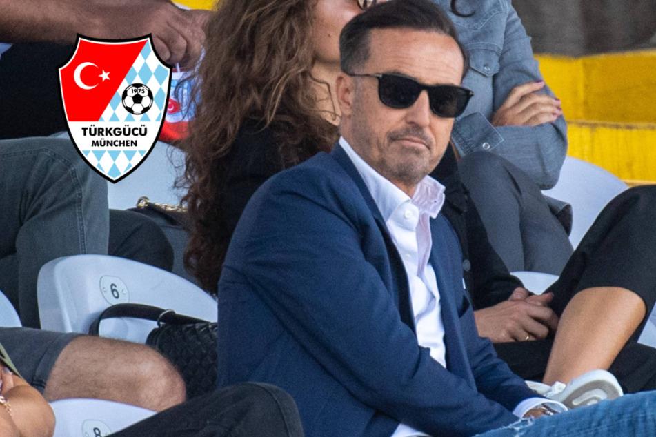 """Geht ums Prinzip"": Türkgücü-Boss bleibt im DFB-Pokalstreit hart"