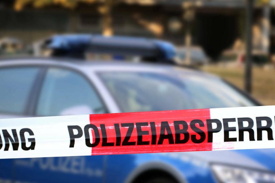 Die Polizei konnte den mutmaßlichen Täter noch am Tatort festnehmen (Symbolbild).