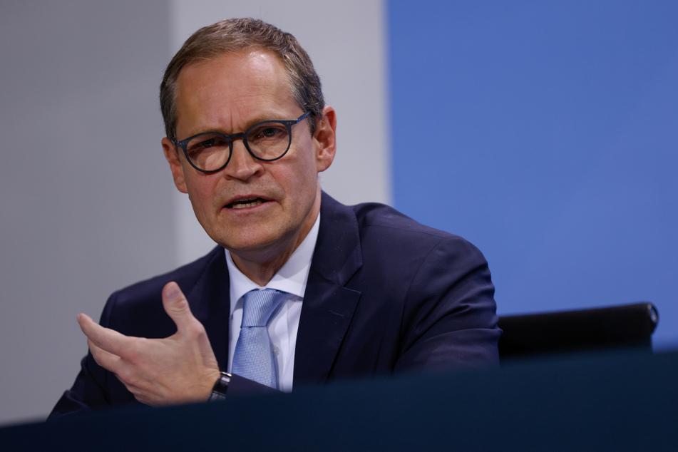 Michael Müller (SPD) ist nicht nur Regierender Bürgermeister von Berlin, sondern auch der derzeitige Vorsitzende der Ministerpräsidentenkonferenz.