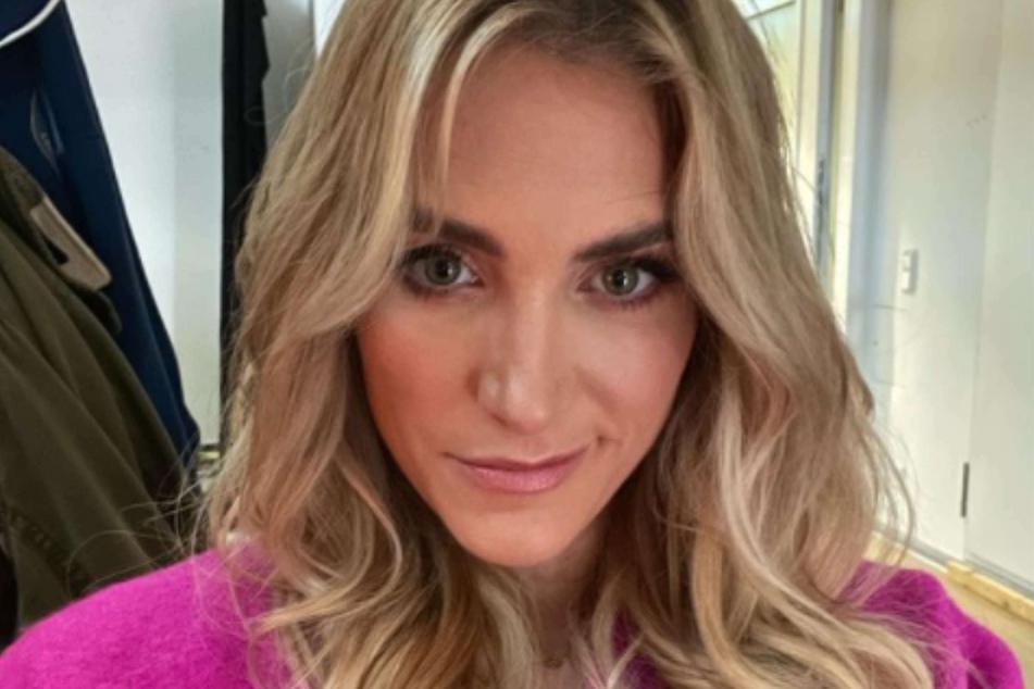 RTL-Sportmoderatorin Anna Kraft (35) blickt seit ihrer MS-Diagnose stets nach vorne, nicht zurück.