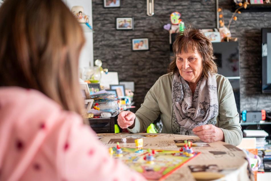 Ilka Güttler (69) ist eine echte Alltagsheldin, da sie trotz ihres Alters jeden Tag alles gibt!