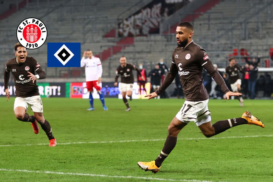 Last-Minute-Sieg für den FC St. Pauli! Kyereh entscheidet Derby gegen den HSV