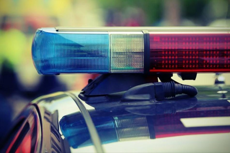 Bei der versuchten Flucht des 16-Jährigen entstand ein leichter Schaden am Polizeiauto (Symbolbild).
