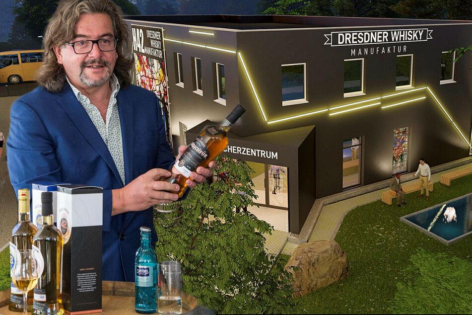 Das wird Deutschlands größte Whisky-Fabrik