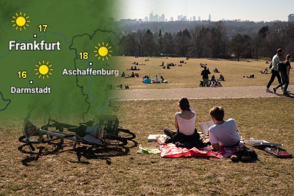 Das macht Laune: Frühling verlängert sein Zwischenspiel im Februar
