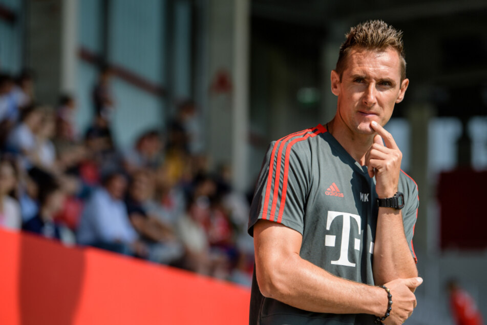 Auch bei Miroslav Klose (42) stehen die Zeichen auf Abschied.
