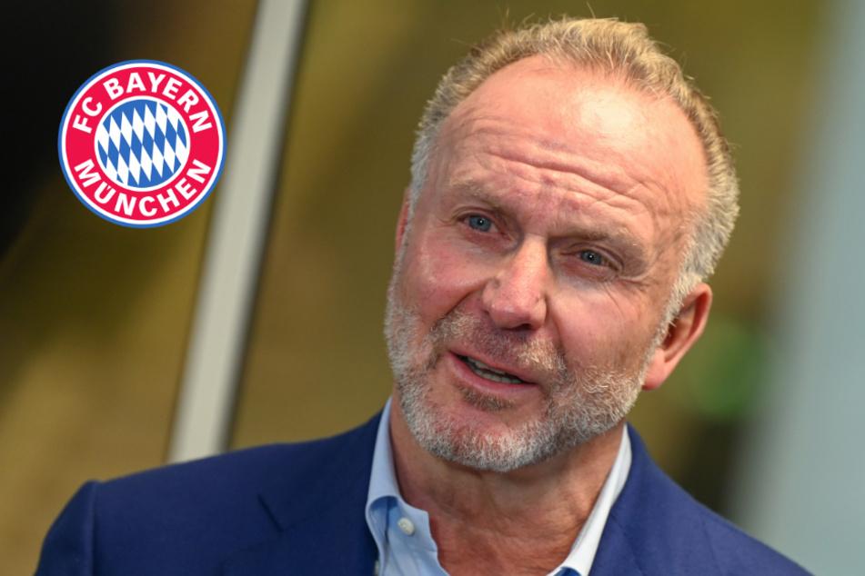 Heftige Kritik an Bayern-Boss Rummenigge nach Impf-Vorstoß