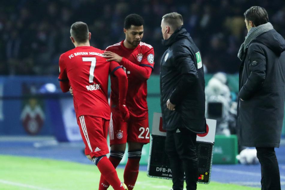 Künftig sind fünf Wechsel in der 1. und 2. Bundesliga erlaubt.