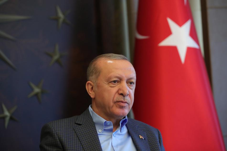 Recep Tayyip Erdogan (66), Präsident der Türkei, will nach Erdgas suchen.