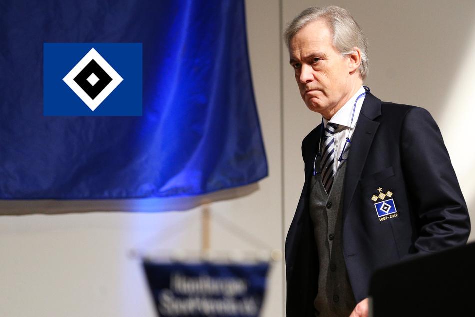 """Ex-HSV-Präsident Jarchow fordert: """"Es muss mehr Kritik geäußert werden"""""""