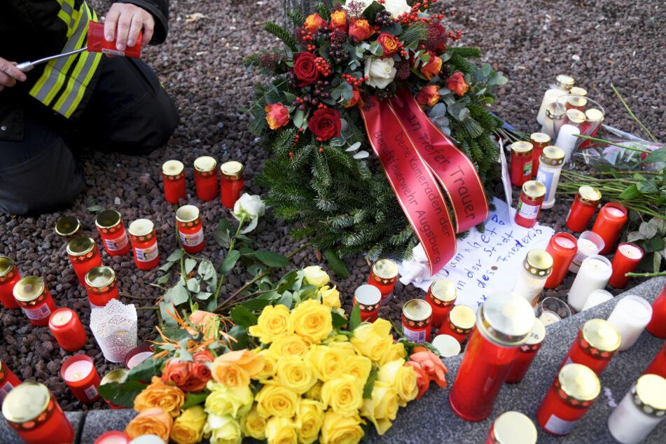 Feuerwehrmann und Familienvater verlor Leben: So geht Fall weiter