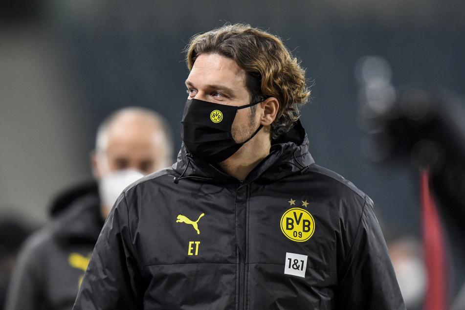 BVB-Trainer Edin Terzic (38) ist momentan in keiner einfachen Lage. Die Niederlage gegen Borussia Mönchengladbach lässt langsam auch Kritik an seiner Arbeit laut werden.
