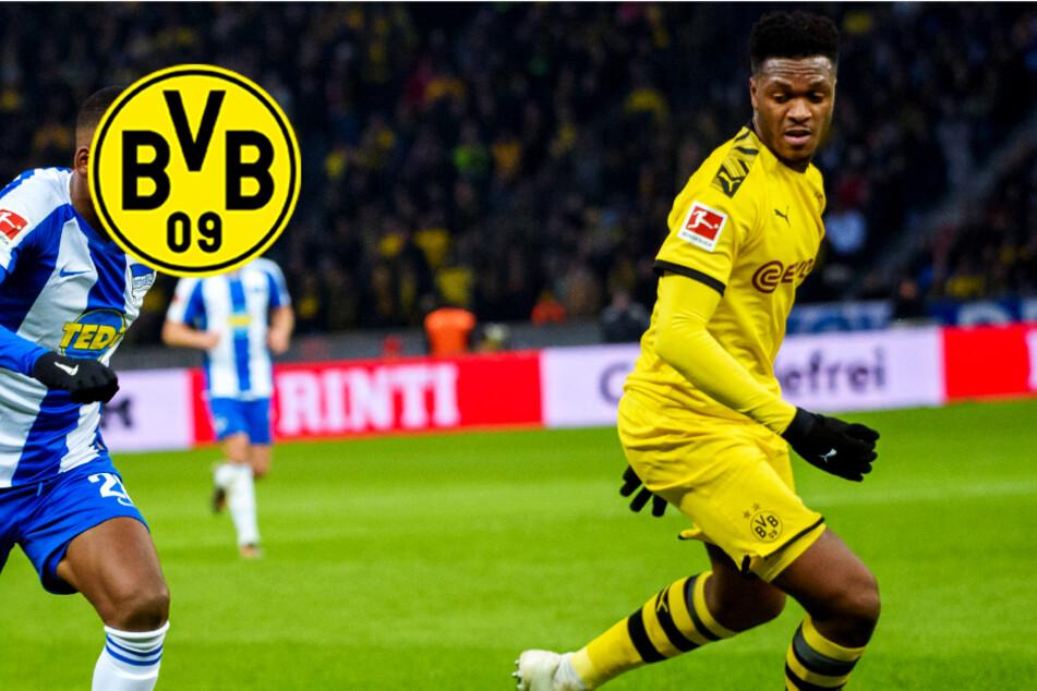 BVB-Rätsel um verletzten Zagadou: Wie schwer ist der Abwehrspieler verletzt?