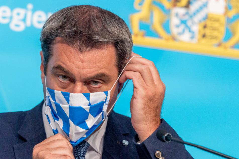 Bayerns Ministerpräsident Markus Söder (53, CSU) genießt hohes Vertrauen.