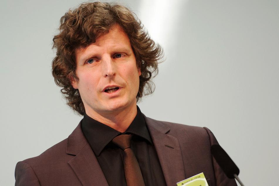Perikles Simon (48) leitet die Abteilung Sportmedizin an der Johannes-Gutenberg-Universität in Mainz.