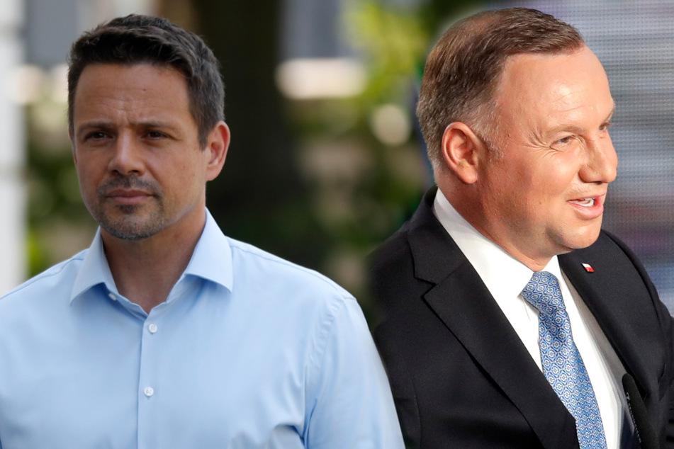 Duda verpasst Mehrheit: Stichwahl muss über Polens Präsidenten entscheiden