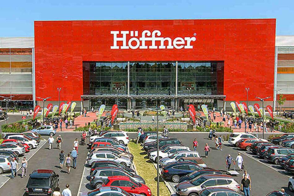 Möbel Höffner gewährt allen Kunden für kurze Zeit Personal-Rabatt