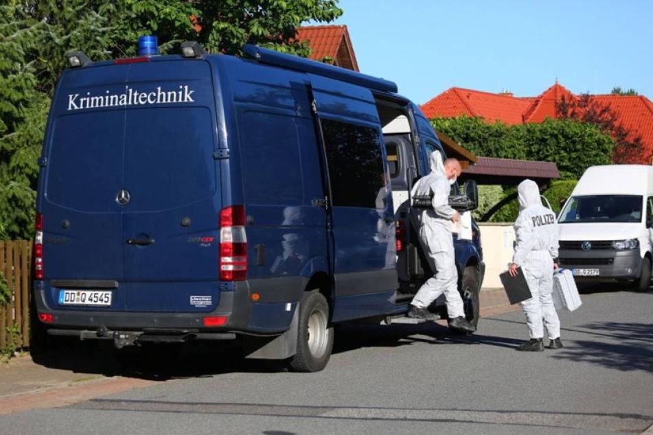 Babyleiche bei Dresden entdeckt. Mutter festgenommen