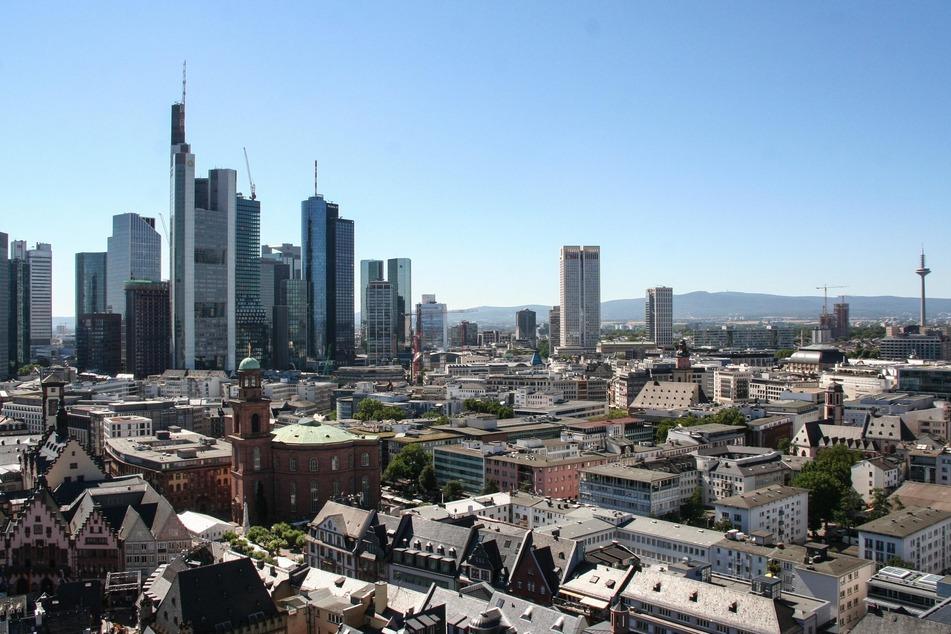 Skyline von Frankfurt (Foto: Noah Boyer, Unsplash)