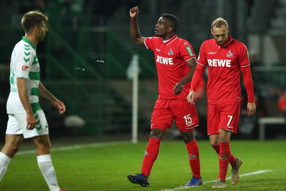 Marcel Risse (rechts) wurde vom 1. FC Köln freigestellt.