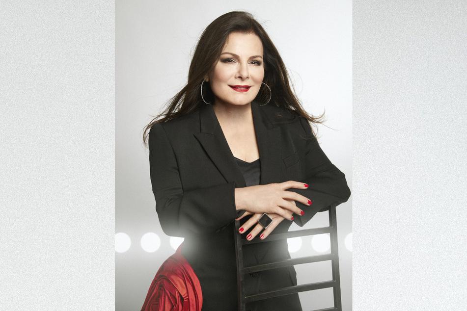 Kult-Star Marianne Rosenberg (65) ist auch Gast in der Silvester-Show im Ersten.