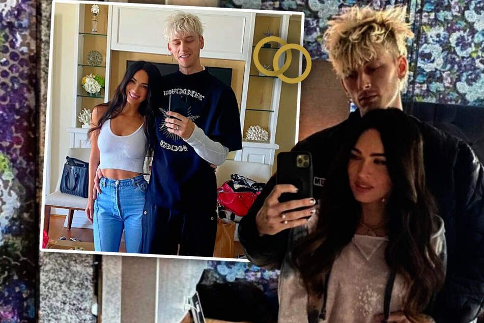 """""""A ring on that special finger"""": Are Megan Fox and Machine Gun Kelly engaged?"""