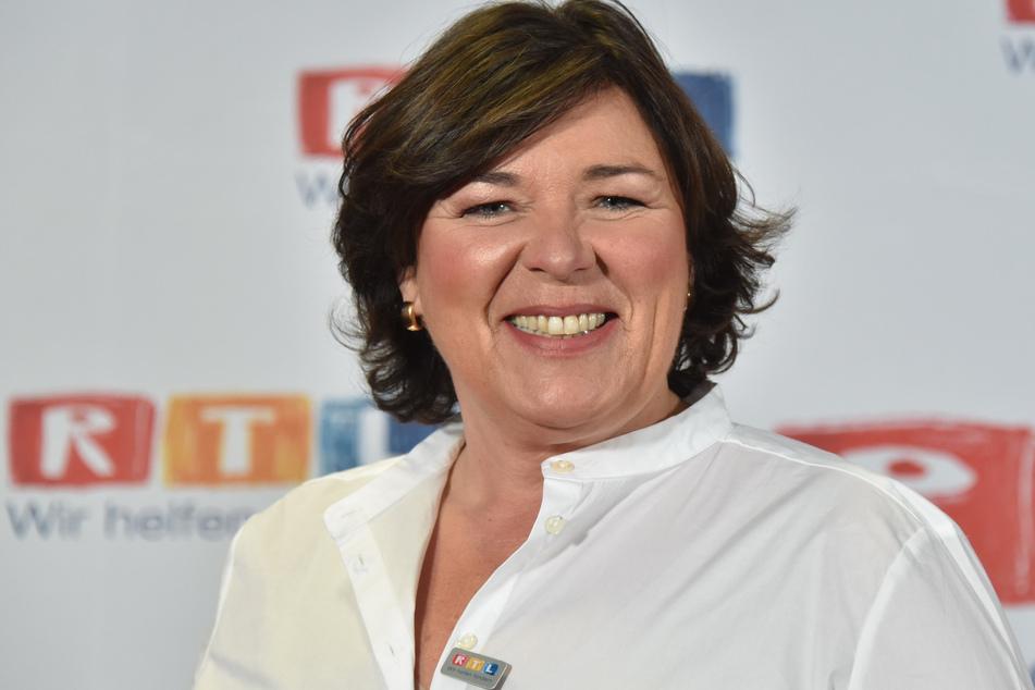 Vera Int-Veen (53) bittet die Menschen, sich gegen das Coronavirus impfen zu lassen.