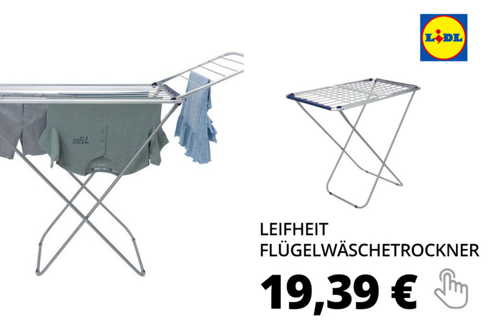 "LEIFHEIT Flügelwäschetrockner ""Classic Siena 180"""