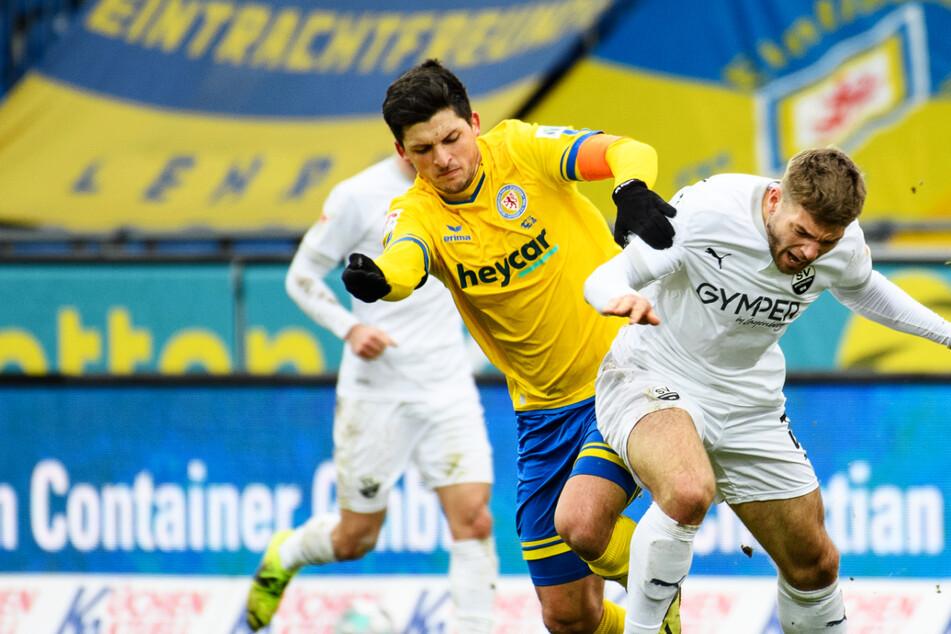Abstiegsduell der Ex-Dynamos: Nikolaou feiert wichtigen Last-Minute-Sieg gegen Esswein!