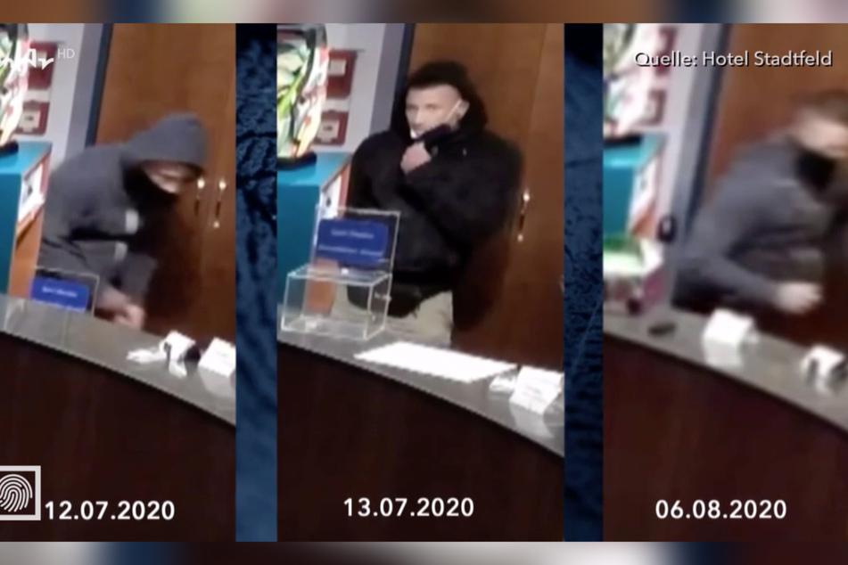 Drei Einbrüche im selben Hotel: Mann klaut Kasse und bedroht Mitarbeiter