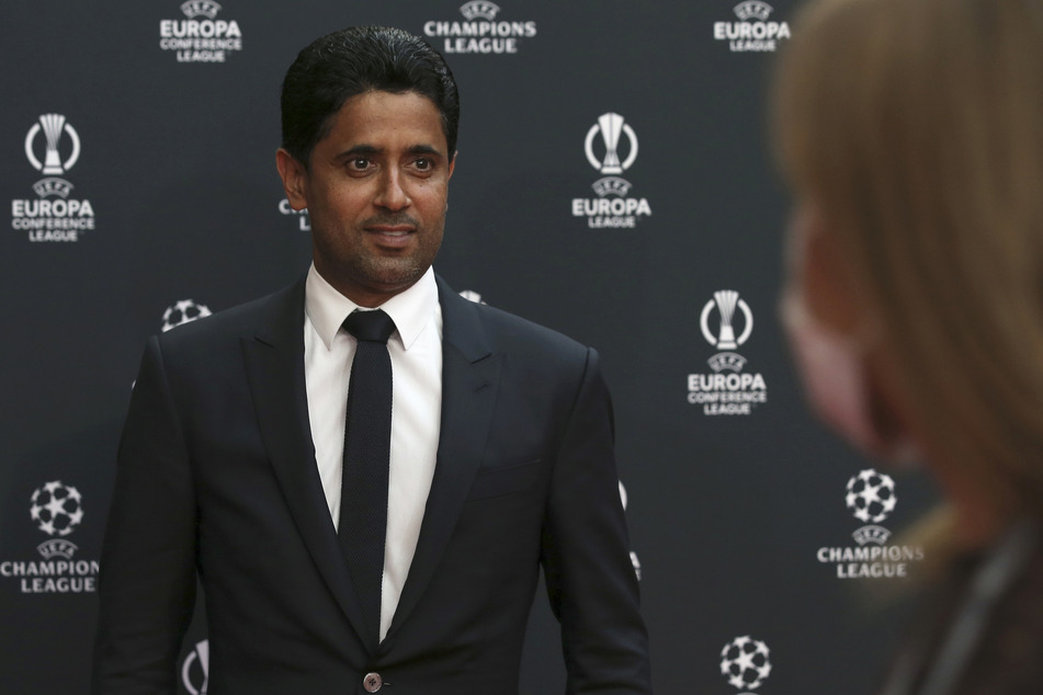 Paris Saint-Germain und deren Präsident Nasser Al-Khelaifi (47) haben den Transfersommer bestimmt.